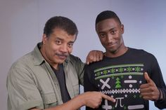 MKBHD and Neil Degrasse Tyson meets for the first time    @ http://greysaber.com/technology/april-26th-2016-546-pm/what-happens-when-neil-degrasse-tyson-meets-mkbhd