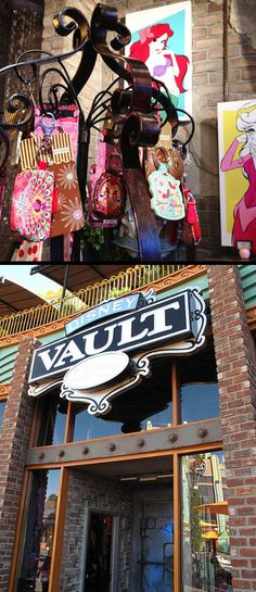Disney Vault 28 Store Disney Purse, Purses And Bags, Broadway Shows, Store, Gifts, Presents, Storage, Business, Gifs