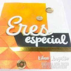 Latina Crafter - Sellos en Español: Desde el Taller de Wilma: Tarjetas con Fondos Distress