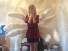 OHI Cosplay — [Tutorial] Ahri Tails on a Budget