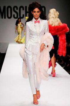 Milan Fashion Week Day 2 Moschino  Spring/Summer 2015  Ready to wear  18 September 2014