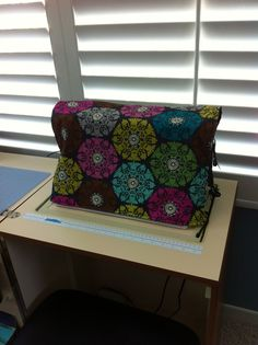 sewing machine cover. So easy.