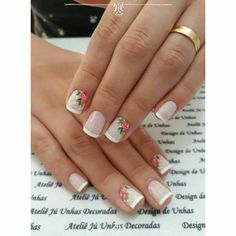 Rose Nail Art, Rose Nails, My Nails, English Lesson Plans, Apple Cider Benefits, Health Tips For Women, Free Math, Beauty Logo, Preschool Learning