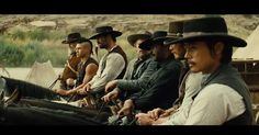 Denzel Washington, Chris Pratt, and the rest of the cast discuss what makes 'The Magnificent Seven' different from other Westerns. Movies To Watch Online, Movies To Watch Free, Westerns, Action Movies, Hd Movies, Magnificent Seven 2016, Chris Pratt Movies, Sony, Movies