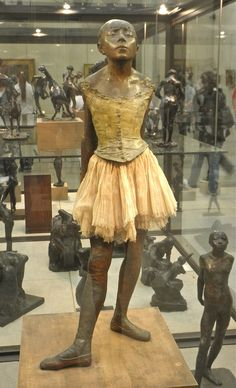 Degas, Musee D'Orsay, Photo by Alan Hockstein
