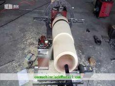 how to make djembe by machine Lathe Machine, Wood Lathe, Woodworking, How To Make, Wood Turning Lathe, Carpentry, Wood Working, Woodwork, Woodworking Crafts