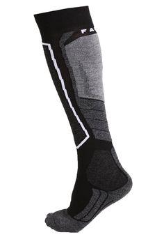 ¡Consigue este tipo de calcetines hasta la rodilla de Falke ahora! Haz clic para ver los detalles. Envíos gratis a toda España. Falke Calcetines hasta la rodilla black mix: Falke Calcetines hasta la rodilla black mix Deporte   | Material exterior: 45% polipropileno, 25% poliacrílico, 20% lana, 10% poliamida | Deporte ¡Haz tu pedido   y disfruta de gastos de enví-o gratuitos! (calcetines hasta la rodilla, knee, rodillas, kniestrümpfe, calcetas deportivas, chaussettes aux genoux, calzini...