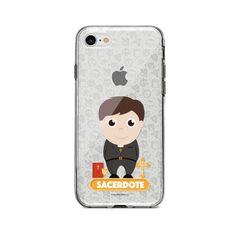Case - El case del sacerdote, encuentra este producto en nuestra tienda online y personalízalo con un nombre o mensaje. Iphone Cases, Couple, I Phone Cases, Lawyers, Priest, Store, Messages, Iphone Case