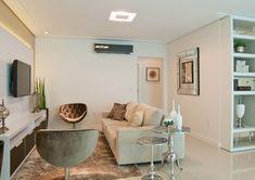 apartamentos salas cores neutras - Pesquisa Google