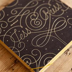 Jessica Hische - beautiful typography