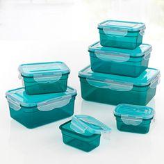 Sada dóz Klick-it Fresh, 14 dílná Conservation, Banquet, Bento, Container, Fresh, Box, Country, House, Home Goods