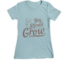 Share your love of growing and passion for gardening! You should grow .com
