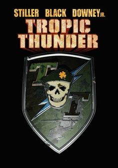 Tropic Thunder (2008) In the spirit of Apocalypse Now and Platoon, this combat film send-up from director-star Ben Stiller tracks a group of actors who are forced to become real-life soldiers when they're abandoned in the jungles of Southeast Asia. The all-star cast includes Robert Downey Jr. (in an Oscar-nominated role), Jack Black, Matthew McConaughey and Nick Nolte, with an unrecognizable (and Golden Globe--nominated) Tom Cruise playing a crude movie mogul.