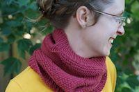 Ravelry: Texture Block Cowl pattern by Karen Fletcher Moss Stitch, Stockinette, Neck Scarves, Ravelry, Knitting Patterns, Texture, Cowls, Gift, Fashion