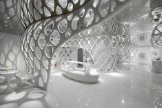 Romantizism boutique at HangZhou, by Japanese architect Keiichito Sako