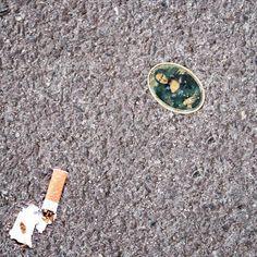 lonely Lisa / trash art