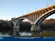 Fairmont, West Virginia.                   My home town.