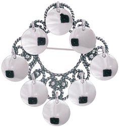 Bilde av Sølvet Steampunk, Crochet Earrings, Hardware, Bracelets, Jewelry, Fashion, Pictures, Moda, Jewlery