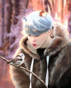 J❏ Jimin is an Omega that needs to be protected and Yoongi will be the one to do it. °° Where Yoongi is the personal bodyguard of a whimsical Omega °° ๑ ۞ ๑, ¸¸, ø¤º ° '° ๑ ۩ Omegaverse ۩, ¸¸, ø¤º °' ° ๑ ۞ ๑ ______________________ © Original story … Bts Jimin, Bts Taehyung, Bts Bangtan Boy, Jimin Fanart, Kpop Fanart, Foto Bts, Jikook, Bts Anime, Park Jimin Cute