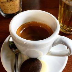 Espresso at Parabola in Mae Chan Chiang Rai