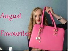 August Favourites 2014   RetroBombshell TV