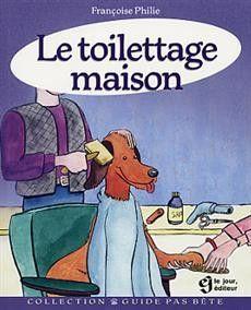 LE TOILETTAGE MAISON - Pour la première fois une toiletteuse professionnelle expose les attitudes à adopter pour la réussite de vos toilettages. Vous apprendrez à rendre cette activité agréable et enrichissante pour vous et votre chien. Conseils et ressources sont proposés pour charmer les chiens récalcitrants. Ce guide explique en détail des trucs de toilettage faciles et accessibles à tous. Tout y est pour que votre chien possède une fourrure en santé et un beau look.