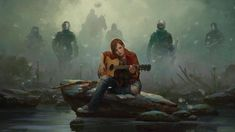 Video Game The Last Of Us  Wallpaper