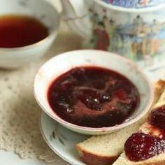 Foto recept: Aardbeienjam met balsamico