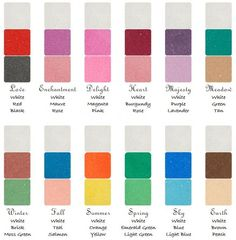 1000 Images About Color Knowledge On Pinterest