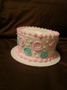 Evie Smash Cake