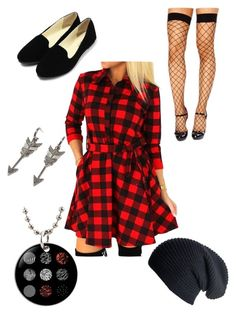"""""""Untitled #222"""" by timefornews ❤ liked on Polyvore featuring WithChic and Jade Jagger"""