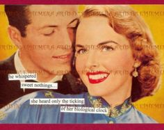 Anne Taintor Captions | ATPC31 - Anne Taintor Postcard Magn et - he whispered sweet nothings ...