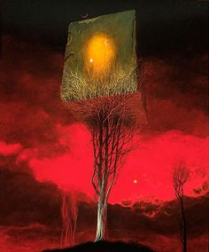 "Zdzislaw Beksinski   ****If you're looking for more Sci Fi, Look out for Nathan Walsh's Dark Science Fiction Novel ""Pursuit of the Zodiacs."" Launching Soon! PursuitoftheZodiacs.com****"