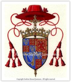 Coats of Arms, Heraldry, Heraldic Art & Illuminated Manuscripts: American illuminated manuscript heading designed and painted by English Artist Andrew Stewart Jamieson.