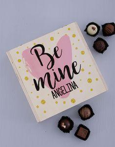 Personalised Be Mine
