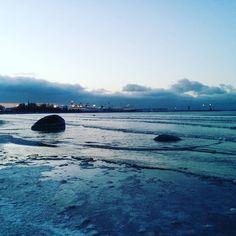"""""""Tallinn beach #tallinn #tallinnbeach #visittallinn #beatifultallinn #beatifulestonia"""""""