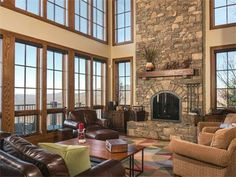 Single Family Home for sales at Twin Springs 214 Twin Springs, Blowing Rock, North Carolina 28605 United States