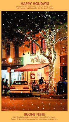 Cafe Venetia - Buone Feste