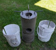 Here is an inexpensive DIY rocket stove project that my brother put together a couple weeks ago. No special skills or tools are required and the materials cost less than sixteen dollars.