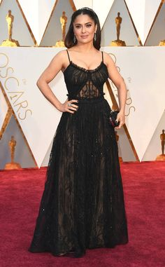 Salma Hayek: oscars-2017-best-dressed-women