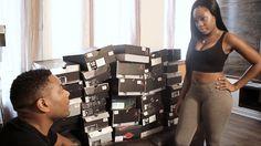 Guy has to choose between his Air Jordan's or his girlfriend - @SeniorGumBoy [Comedy] - http://www.yardhype.com/guy-choose-air-jordans-girlfriend-seniorgumboy-comedy/