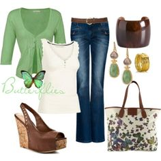 Soft Summer Color Palette | Teacher outfit (but all the teachers I know walk a long way to their ...