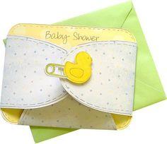 Planificar un Baby Shower - Tarjetas de Invitación : Baby Shower Fiestas