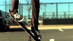 Easy Skateboard Tricks - trying to teach your kid when you've been doing it for 20 years should be easy but good grief it's not.