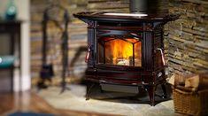 H300 Wood Stove - Hampton Cast Iron Stoves & Fireplaces - Regency ...