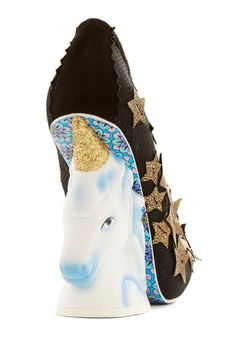 Unicorn heels by irregular choice. <3
