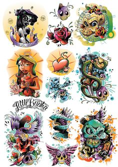 mexico_all by EvlogievaPetja on DeviantArt - Tattoo MAG Graffiti Doodles, Graffiti Drawing, Doodle Tattoo, Tattoo Drawings, Heartagram Tattoo, Desenho New School, Tenacious D, Sacred Heart Tattoos, Deviantart Tattoo