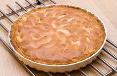 Миндальный пирог и снова яблоки