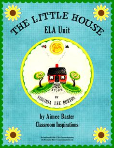 """There sure is something enduring about the book, The Little House by Virginia Lee Burton. The unit is called a craftivity because it is a """"craft"""" and has many """"activities"""". Each activity is added to an adorable folded house to create a fantastic final project that is lots of fun! Very detailed directions with diagrams accompany each activity. Kids will love creating the Little House and adding to the house project each day! $"""