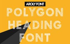 AROLY ( FREE FONT ) on Behance